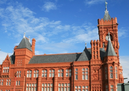Pierhead Exhibition, UK