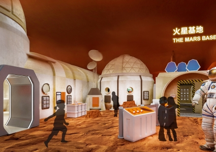 Space Gallery, Jiangxi Science & Technology Museum